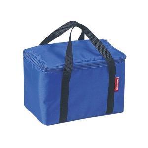 キャプテンスタッグ ラフィネ クーラーバッグ6L(ブルー)メッシュポケット付 M-1833|interiortool