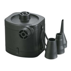 キャプテンスタッグ 電動エアーポンプ(電池式) M-3402 interiortool