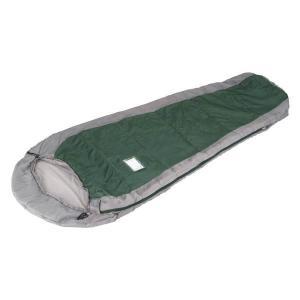 キャプテンスタッグ アクティブキッズマミー(寝袋)300(グリーン) M-3446|interiortool