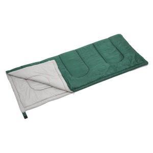 キャプテンスタッグ プレーリー 封筒型シュラフ(寝袋)600(グリーン) M-3448|interiortool
