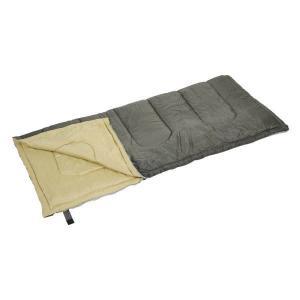 キャプテンスタッグ ブラッカ 封筒型シュラフ(寝袋)1000 M-3474|interiortool