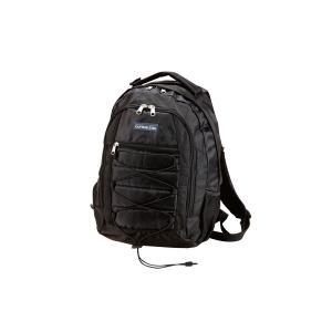 キャプテンスタッグ FEEL BOSCO デイバッグ(リュック)(ブラック) M-9311|interiortool
