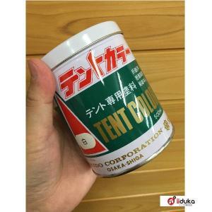 大同塗料 テント、シート用塗料 テントカラー 500ml 1缶|interiortool