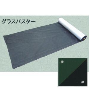大建 防草シート グラスバスター 緑/黒 幅1m×10m巻 QM0401-112|interiortool