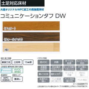 大建 フローリング コミュニケーションタフ DW 15mm厚さ 96×905mm 36枚(3.12平米)入|interiortool