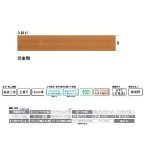 大建 フローリング フローリング WPCえんこう 久松12 スタンダード 8枚 (3.08平米) 関東間用 YP0322-2|interiortool