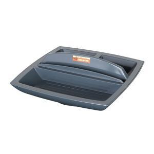 ダルトン ロータリー デスク オーガナイザー Y826-975GY GRAY|interiortool