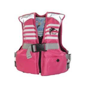 ファインジャパン ジュニア フローティングベスト 子供用 Mサイズ FV-6116 ピンク|interiortool