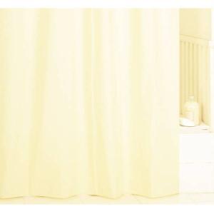 ヨーロピアン シャワーカーテン クリーム 130×150cm|interiortool