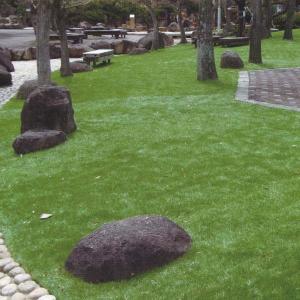 グリーンフィールド リアリーターフ 芝の高さ約40mm人工芝 防炎 抗菌仕様 1m巾×10m|interiortool|03