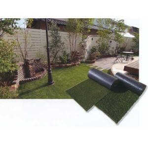 グリーンフィールド リアリーターフ 芝の高さ約40mm人工芝 防炎 抗菌仕様 1m巾×5m長 カット販売|interiortool