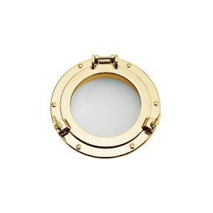 ゴーリキアイランド 真鍮丸窓 7A 50620893|interiortool