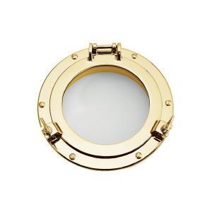 ゴーリキアイランド 真鍮丸窓 7B 50620894|interiortool