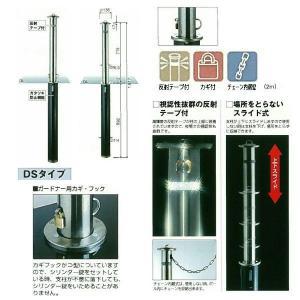 グリーンライフ ガードナー DSC-20L カギ付 チェーン内蔵型 Φ76.3mm ステンレス 1つ interiortool