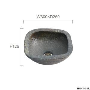 グローベン 信楽焼 水洗鉢 こんごう A60CGH102 W300×D260×H125mm interiortool