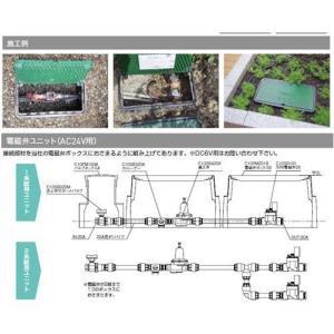 グローベン 電磁弁ユニット(減圧弁あり)3系統 口径20A- AC24V用 C10SBY 300G|interiortool
