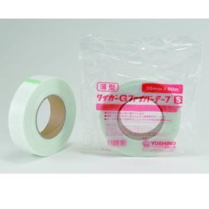 ファイバーテープS 35mm×90m 0.14mm厚|interiortool