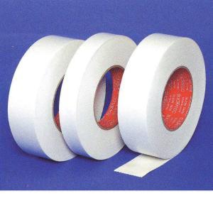 スリオンテック 再剥離タイプ 両面テープ NO.5300 幅50mm×長25m 4巻|interiortool