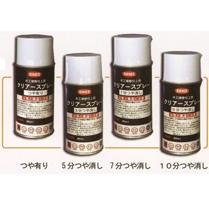 艶調整剤 NKクリアースプレー(全4種) 300ml|interiortool