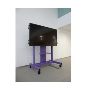 本宏製作所 大型スタンド HS-6585 65型以上のディスプレイ用|interiortool