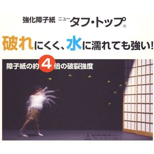 ワーロン 強化障子紙 タフトップ 雲竜 NA-2 巾955mm×長15m 1巻|interiortool