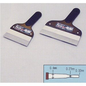 極東産機 フレックスパテ RG 210mm(7寸) 1つ 13-2294|interiortool