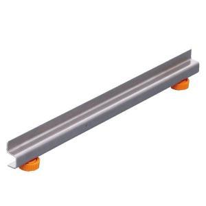 パテ板 ガードプロテクター 幅230×高18.5(裏面8.5)×厚1.0mm 13-6572|interiortool