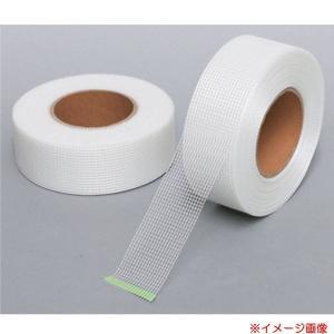 極東産機 Gファイバーテープ Nタイプ 極薄グラスファイバーテープ 巾50mm×長90m 0.2mm厚 13-7227|interiortool