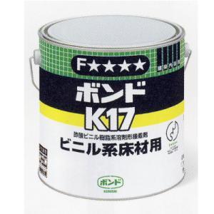 コニシ ボンド K17 3kg 1缶