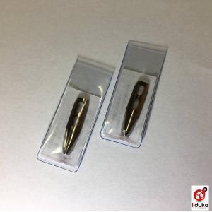 極東産機 新型溝切器 Swif-T スイフティー用の替刃 Mサイズ(2.5〜3.5mm) 23-5278 2枚入|interiortool