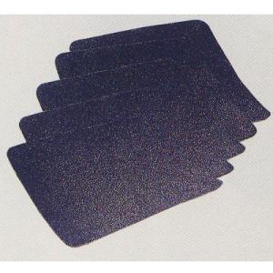 ノンスリップテープ 外装用 125mm×125mm 5枚入 83-5223|interiortool