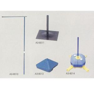 のぼり用立台 鉄製 450×450mm 1つ|interiortool