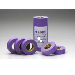 カモイ サイディングボード用マスキングテープ NO.SB-229P 18mm巾×18m長 70巻 interiortool