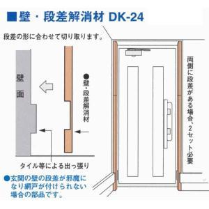 川口技研 壁・段差解消材 DK-24|interiortool