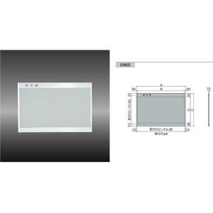 ナスタ 掲示板(レザー貼) KS-EX912A-6090A 600×900mm|interiortool