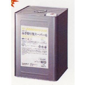 コニシ ボンド ふき取り液スーパーG 16L 1缶|interiortool