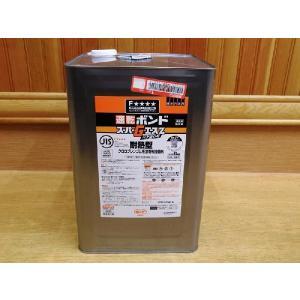 コニシ 速乾ボンド スーパーGスプレーZ 15kg 1缶|interiortool