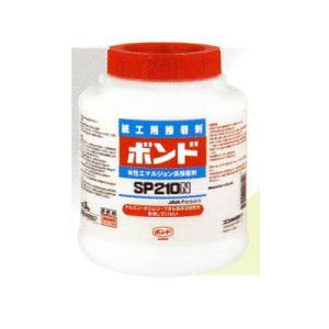 コニシ 紙工用接着剤 SP210N 3kg 1缶|interiortool