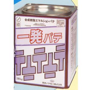 関西パテ 一発パテ 10kg 1缶|interiortool