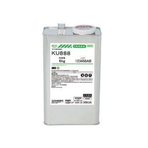 コニシ ボンド 人工芝の接着に KU888 6kg 1缶|interiortool