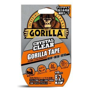 ゴリラテープ クリスタルクリア 1778 幅48mmx長さ8.2mx厚さ0.18mm 24本|interiortool