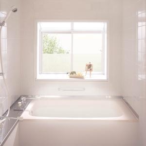 明和グラビア 浴室目隠しシート (凹凸面に貼れます) 46cm×90cm巻 YMS-4601 191914 interiortool