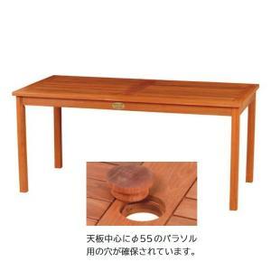 ミヅシマ バラウシリーズ テーブル 間口1600mm×奥行800mm×高さ725mm 240-0330|interiortool