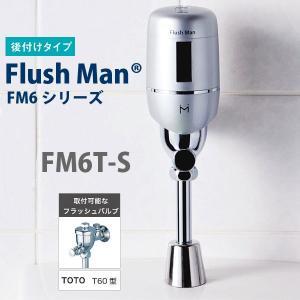 ミナミサワ フラッシュマン FM6シリーズ FM6T-S TOTO T60型フラッシュバルブ用|interiortool