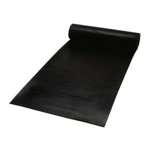 ミヅシマ工業 ラバーストロングマット 410-0780 ゴム製マット 1m×10m 10mm厚|interiortool