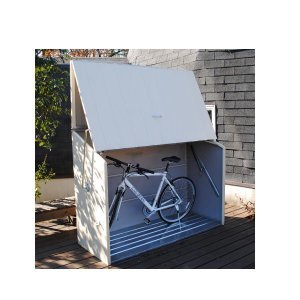 TM3 自転車倉庫 ガーデナップ&TRIMETALS共同開発オリジナル商品 D60TM3CR|interiortool