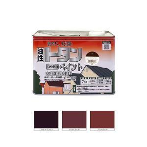 ●日光や風雨に対して、優れた耐久性を持つ合成樹脂塗料です。 ●さび止め効果に優れ、トタンを保護します...