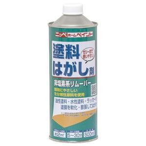 ニッペ 塗料はがし剤 500ml|interiortool