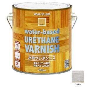 ニッペ 水性ウレタンニス water-based URETH...