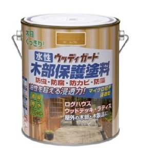 ニッペ 水性ウッディガード 1.6L|interiortool